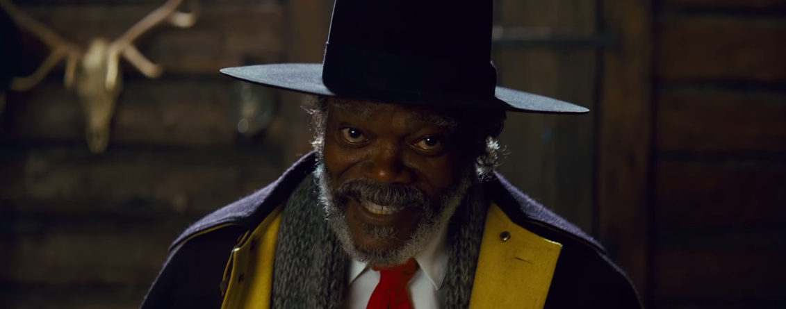 Quentin Tarantino teases 'Hateful Eight' 70mm roadshow