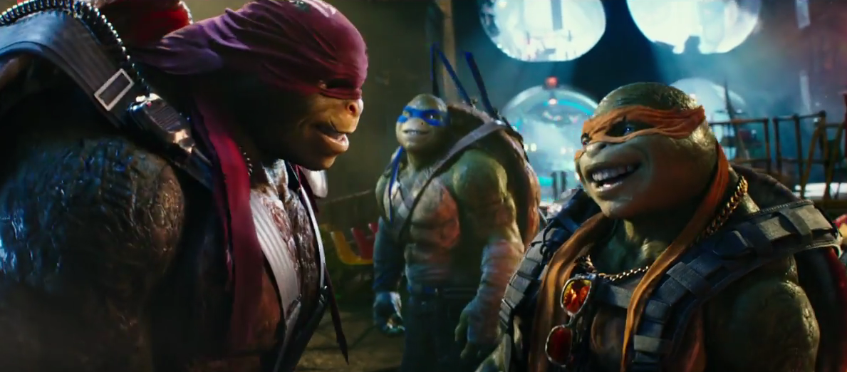 The bros are back in 'Teenage Mutant Ninja Turtles: Out of the Shadows'