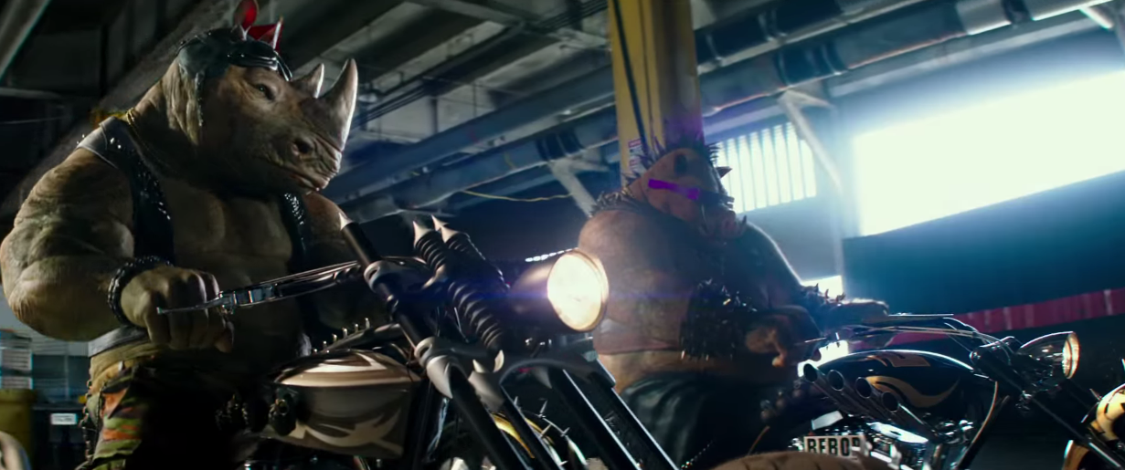 Five key moments from the new 'Teenage Mutant Ninja Turtles: Out of the Shadows' trailer