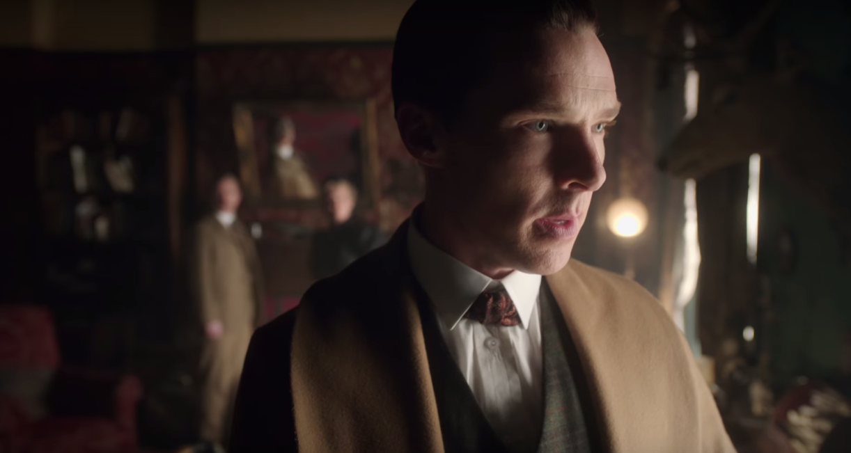 The bride beckons in new 'Sherlock' trailer