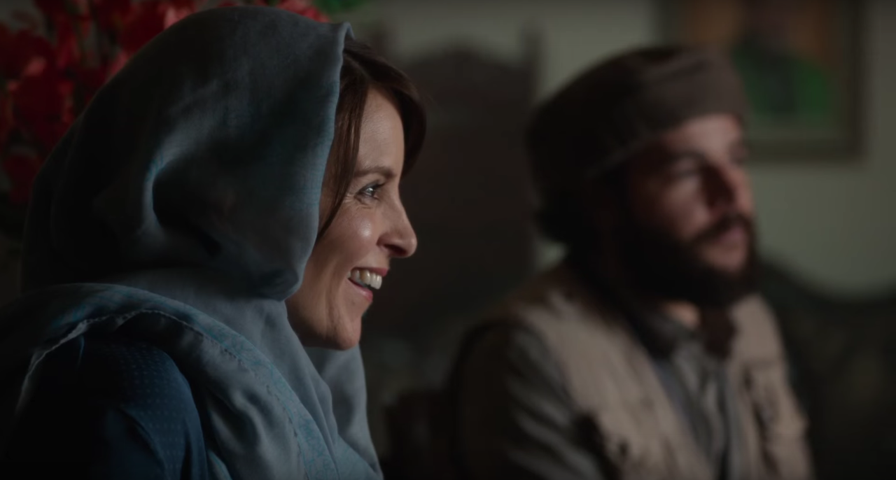 Tina Fey is fearless and hilarious in the trailer for 'Whiskey Tango Foxtrot'