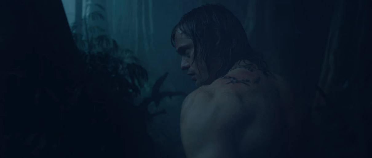The lord of the jungle rises in first trailer for 'The Legend Of Tarzan'