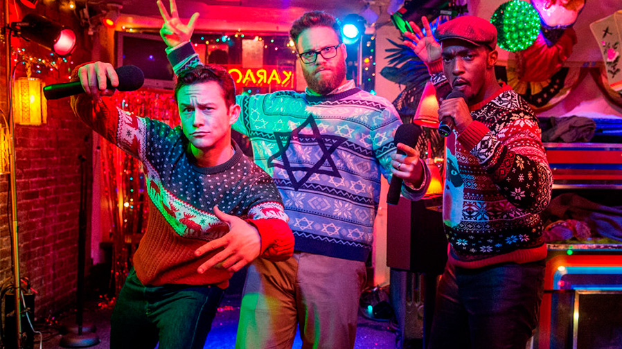 Five reasons to watch 'The Night Before'