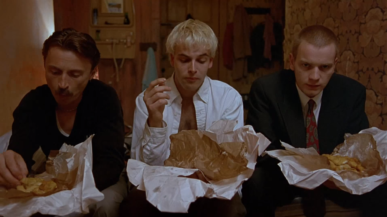 The sequel to 'Trainspotting' is officially happening