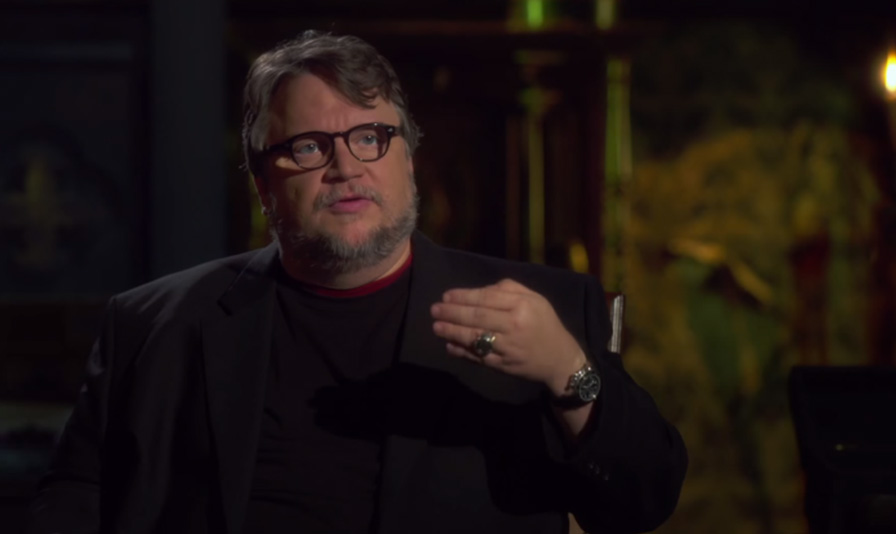 Guillermo del Toro developing film based on 'Scary Stories to Tell in the Dark'