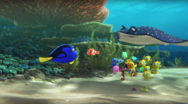Animated films coming out in 2016