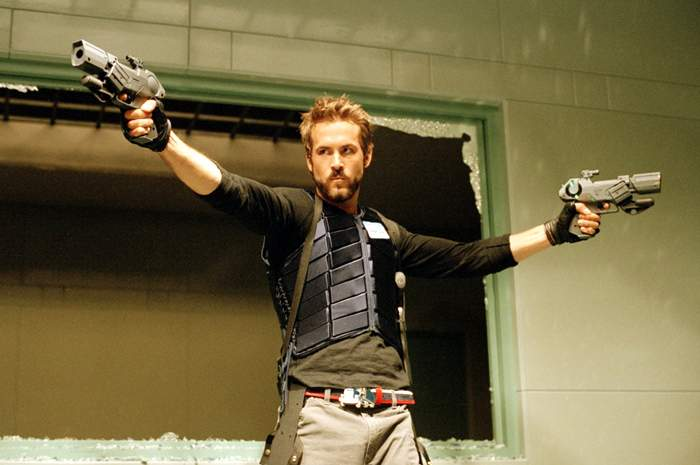 'Blade Trinity' and the beginning of Ryan Reynolds 'Deadpool' transformation