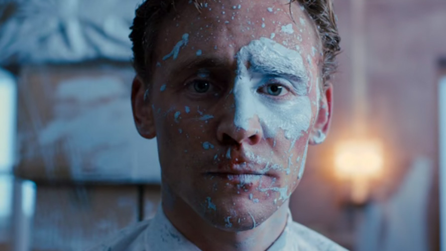 Tom Hiddleston is in for a real trip with 'High-Rise'
