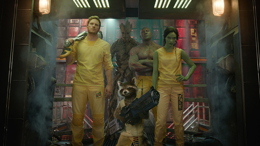 James Gunn has officially finished the script for 'Guardians of the Galaxy Vol.2'
