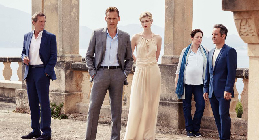 Tom Hiddleston set to play spy games in 'The Night Manager'