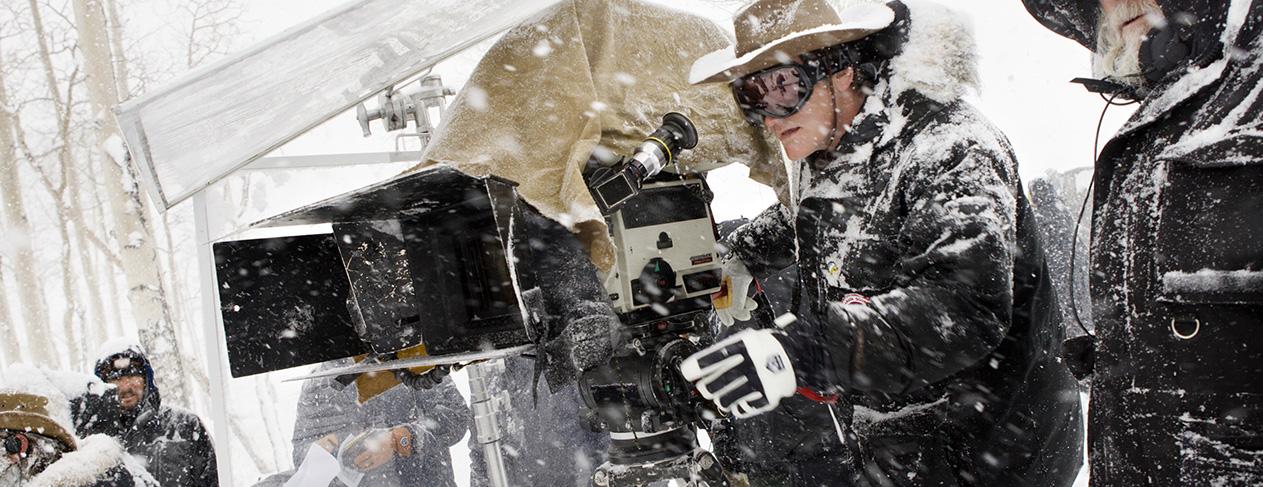 Quentin Tarantino is heading to New Zealand
