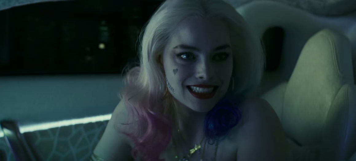 Margot Robbie promises a crazy Harley Quinn for 'Suicide Squad'