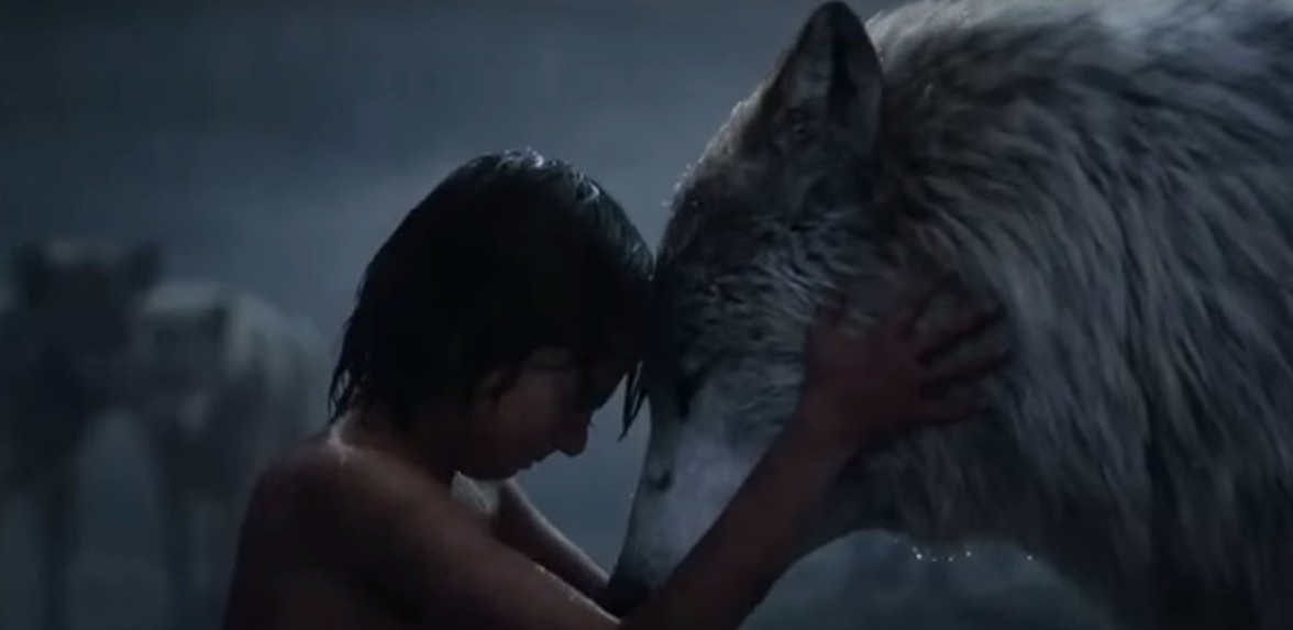 New extended look at Disney's 'The Jungle Book'