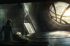 Doctor Strange Concept Art SpicyPulp