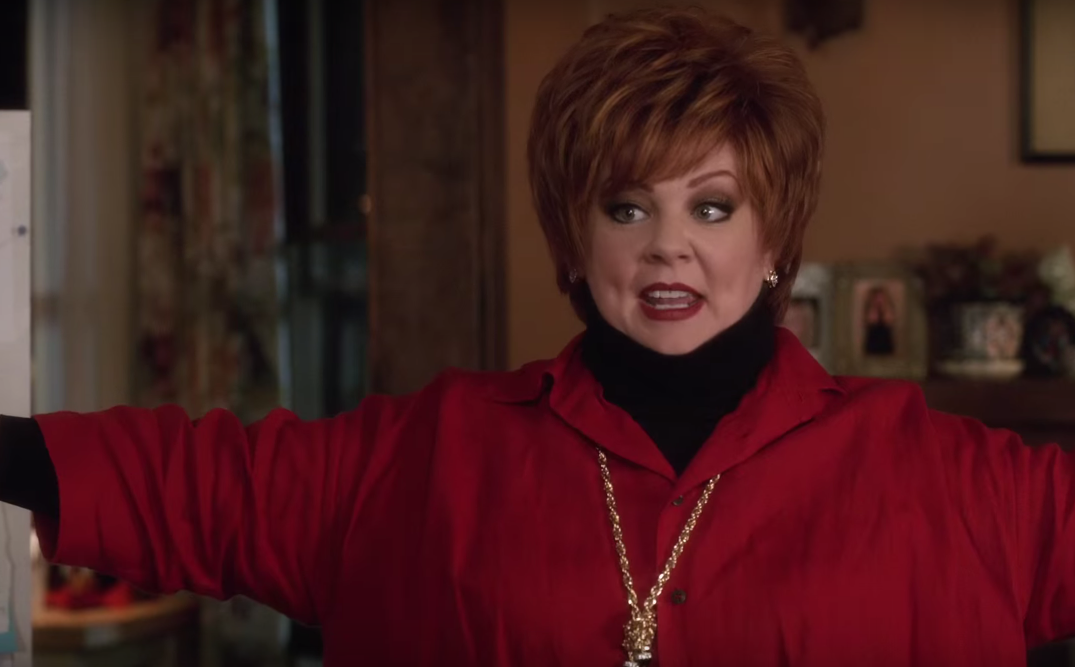 Melissa McCarthy is in total control in 'The Boss'