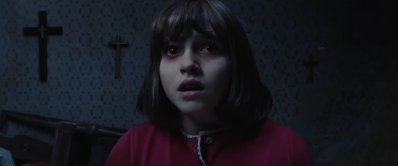 Cower in fear at the first trailer for 'The Conjuring 2'