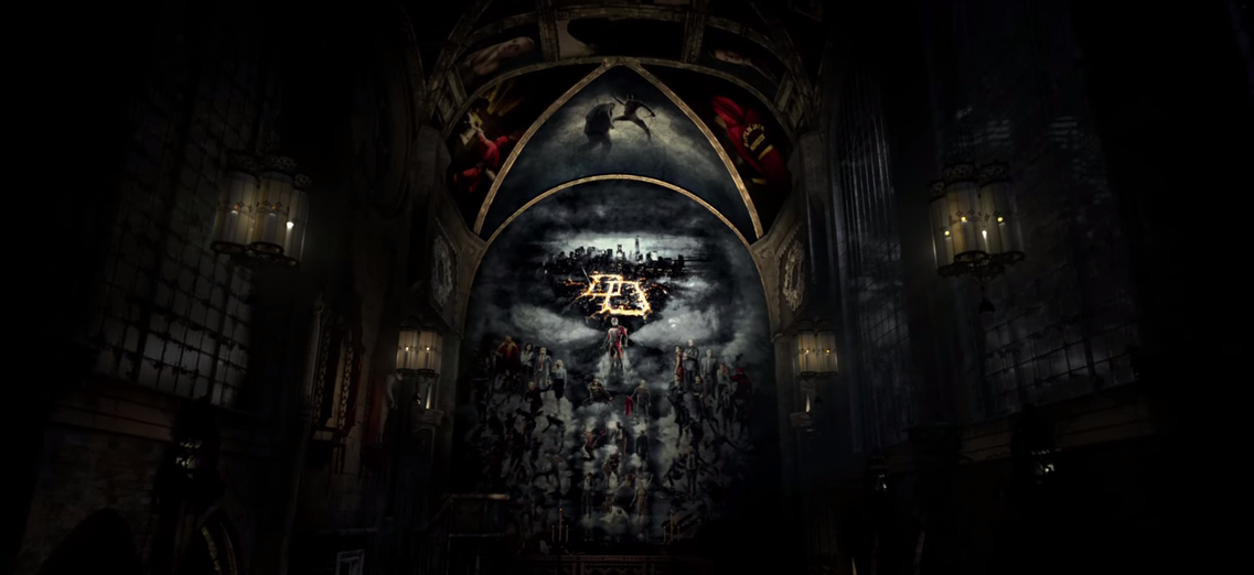 Check out the haunting trailer for 'Daredevil' season two