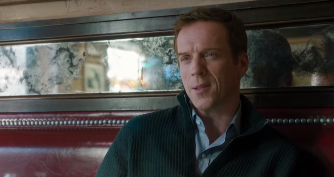 Damian Lewis is all business in 'Billions'