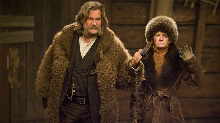Five reasons to watch 'The Hateful Eight'