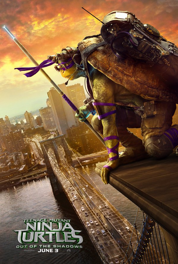 TMNT Out Of The Shadows Donatello SpicyPulp