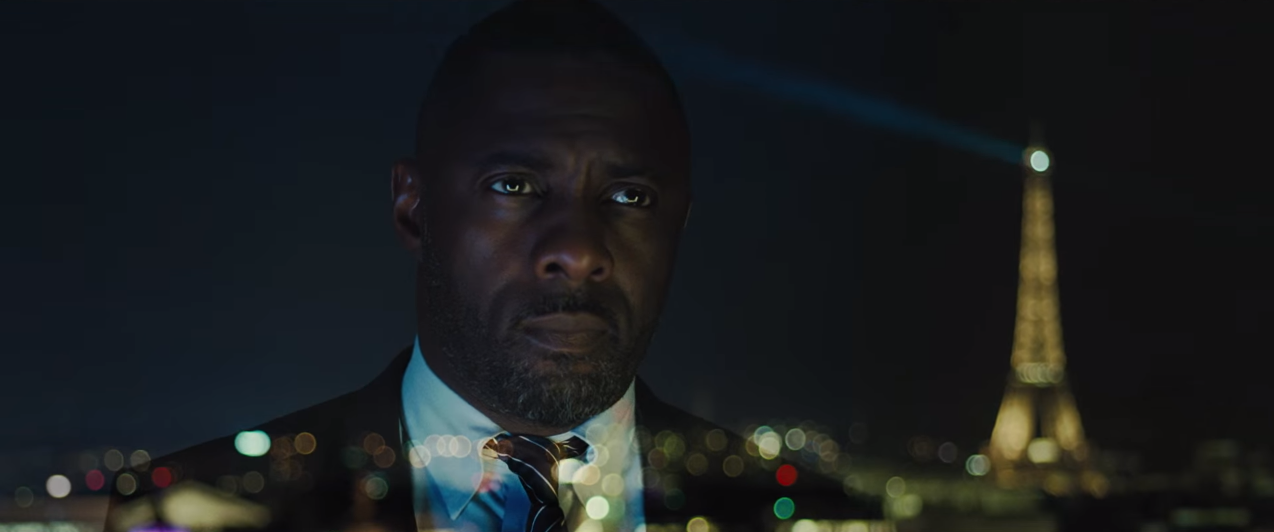 Idris Elba is the ultimate agent in 'Bastille Day' trailer