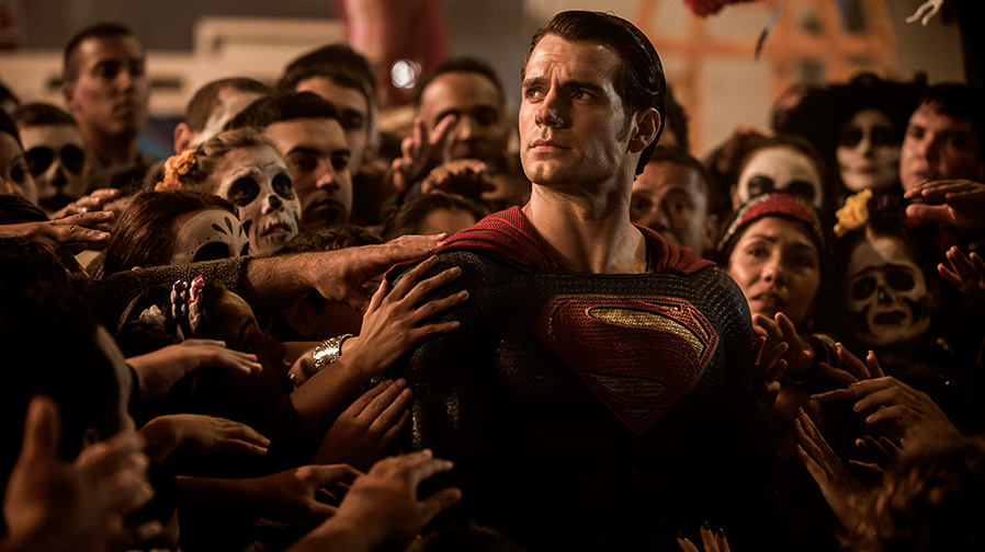 Hear the first full track for 'Batman v Superman'