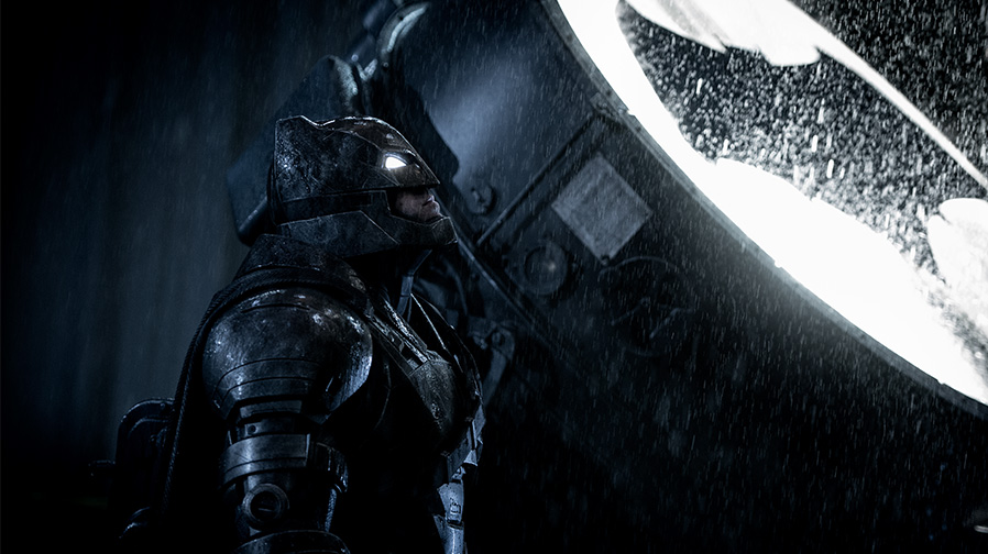 Behold Batman's epic score for 'Batman v Superman'