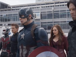Captain America Civil War Super Bowl 50 Spot SpicyPulp