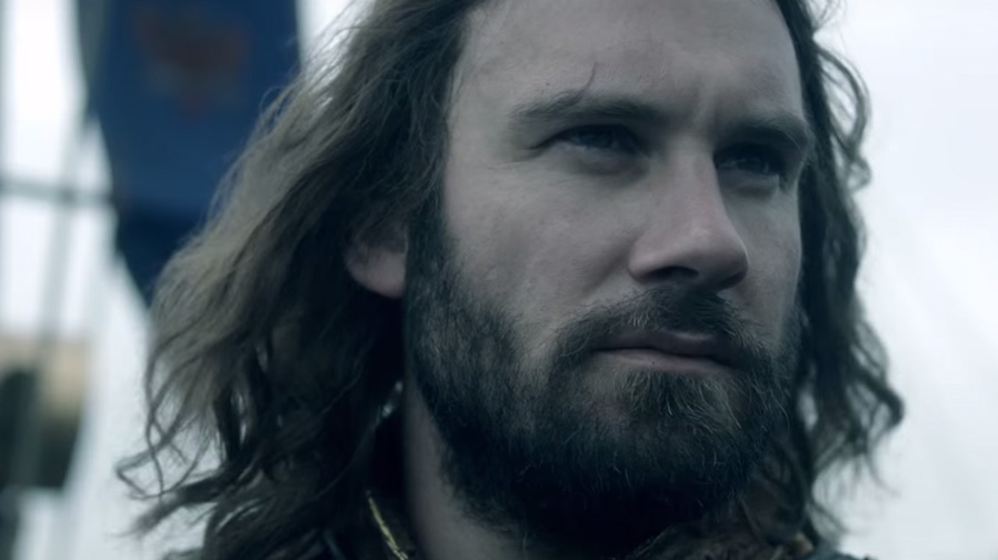 Clive Standen set for 'Taken' series