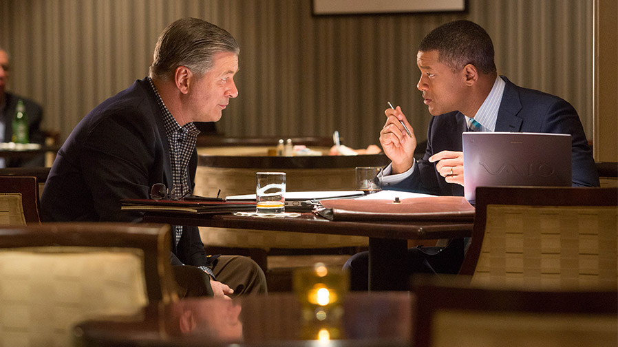 Five reasons to watch 'Concussion'