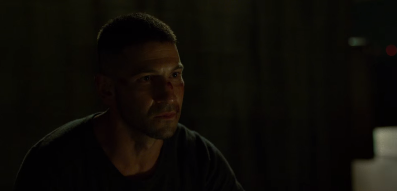 The Punisher takes charge in 'Daredevil' season two trailer