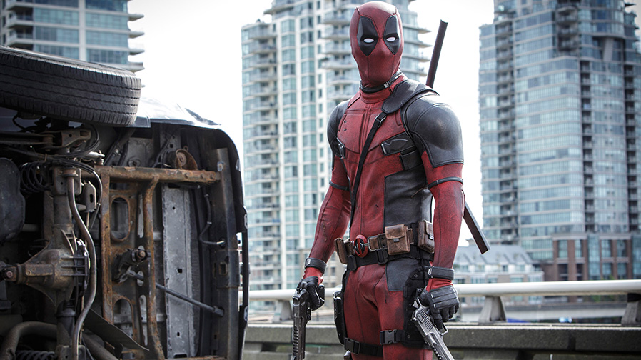 Cameras roll for 'Deadpool 2'