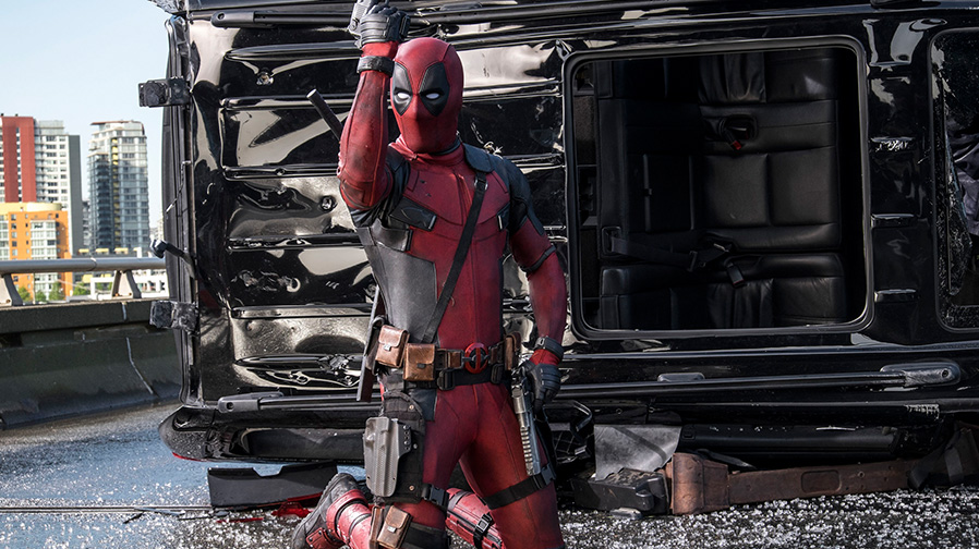 'Deadpool 2' is starting to flex its muscles