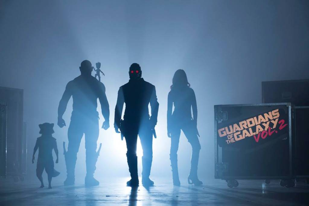 Filming has begun for 'Guardians of the Galaxy Vol. 2'
