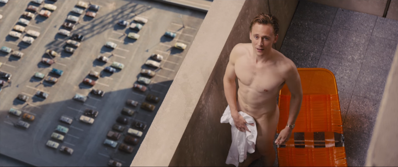 Tom Hiddleston lives it up in new 'High-Rise' trailer