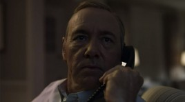 'House of Cards' season four gets an intense new trailer
