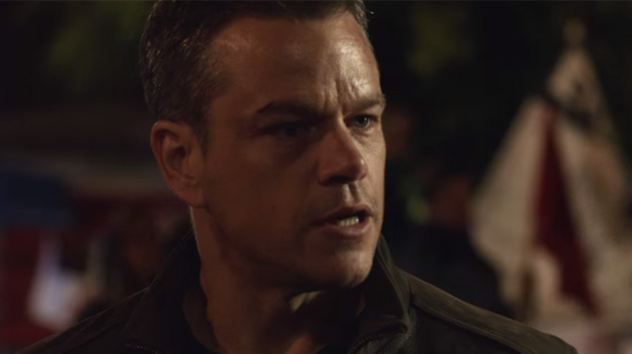 Trailer and title for 'Bourne 5' finally revealed