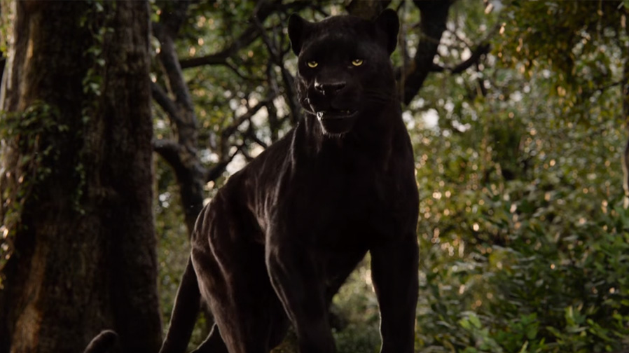 'The Jungle Book' Super Bowl spot