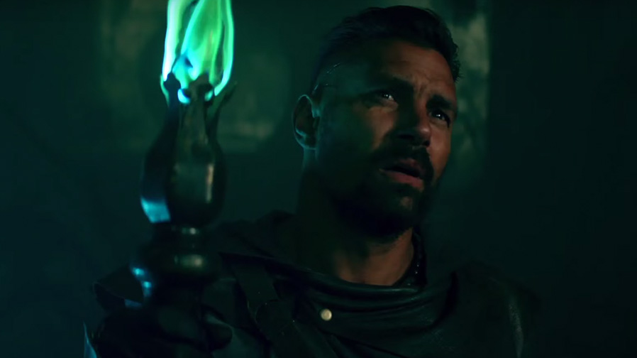 Manu Bennett to headline 'Death Race 2050'