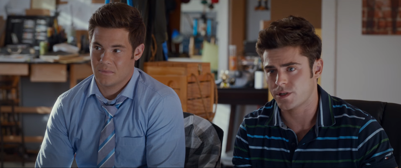 'Mike and Dave Need Wedding Dates' debuts trailer