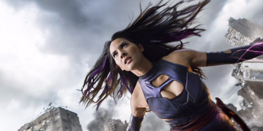 Olivia Munn confirms Psylocke will use psychic weapons
