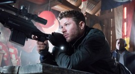 Ryan Phillippe on target for 'Shooter'