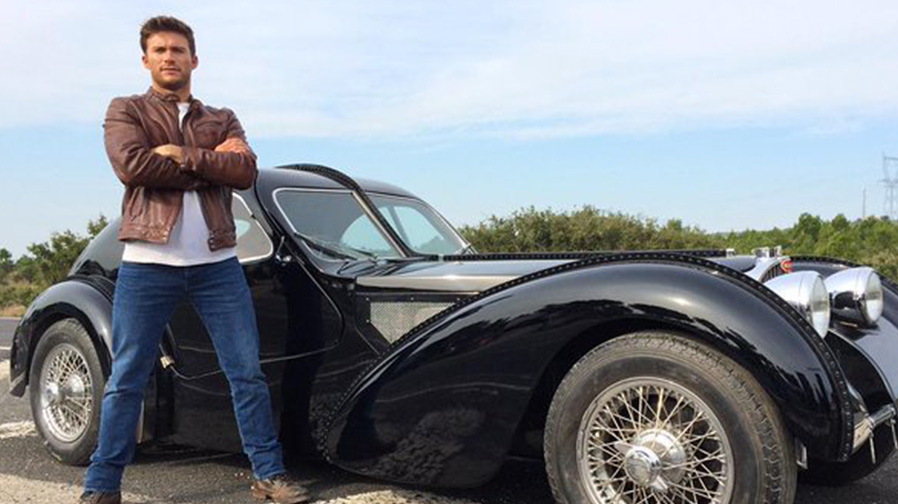 Scott Eastwood teases 'Overdrive'