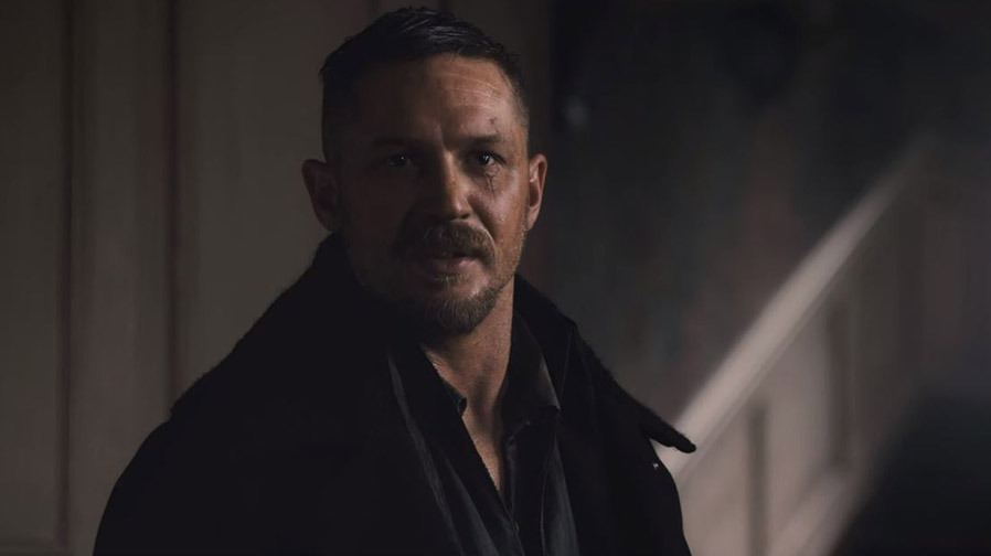Tom Hardy gets ruthless for 'Taboo'