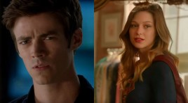 Crossover of 'The Flash' and 'Supergirl' confirmed