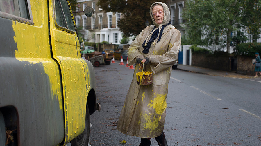 'The Lady in the Van' – Review