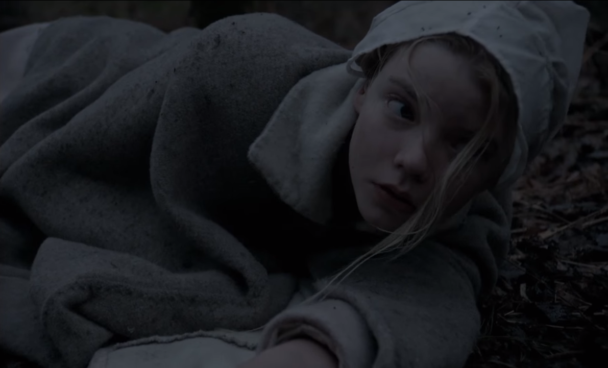 Stephen King gives 'The Witch' the thumbs up