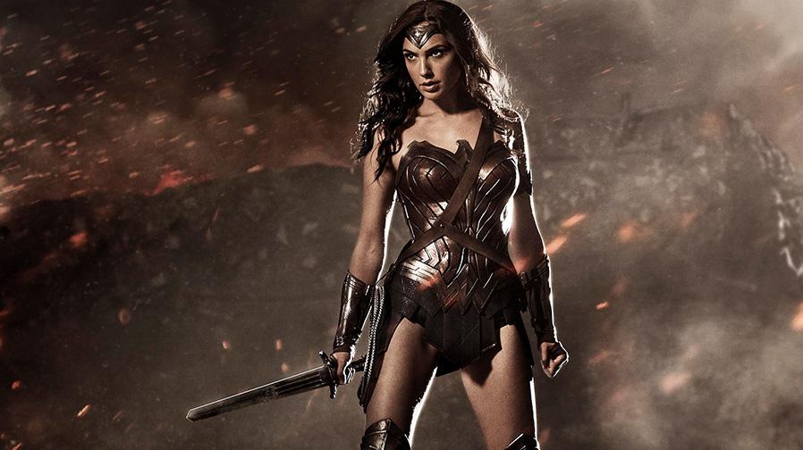 Wonder Woman gets fierce score for 'Batman v Superman'