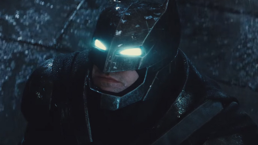 Ben Affleck welcomes Matt Reeves to 'The Batman'