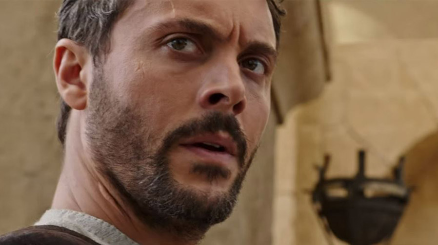 Glory awaits in the epic first trailer for 'Ben Hur'